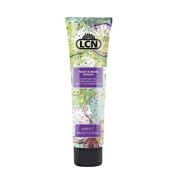 LCN Hand&Body Cream NEW AGE, UVP: 10,50 Euro